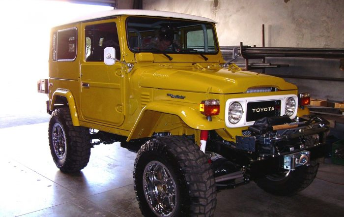 BTB Prod Home - BTB Products - Land Cruiser Restoration and