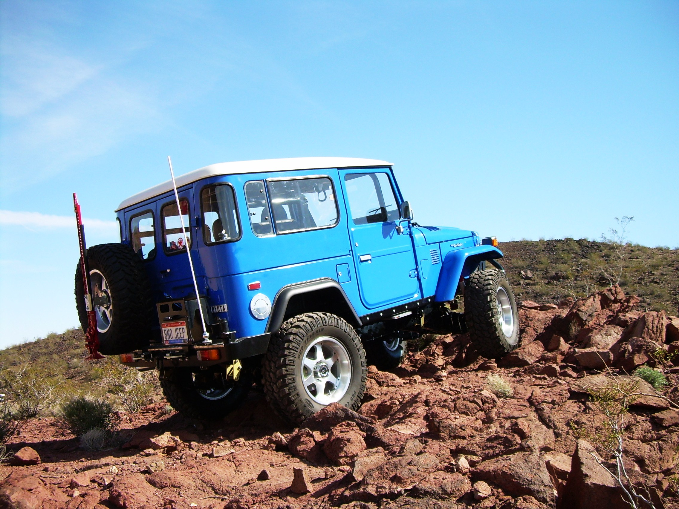 Land Cruiser Restoration – 1979 FJ40