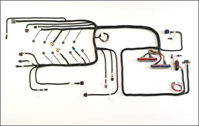 FJ40 FJ60 FJ80 Wiring Harness GM VORTEC GEN III 5.3L with Manual or  Non-Electronic Transmission no Emissions 1999, 2000, 2001, 2002, 2003, 2004  - BTB Products - Land Cruiser Restoration and PartsBTB Products