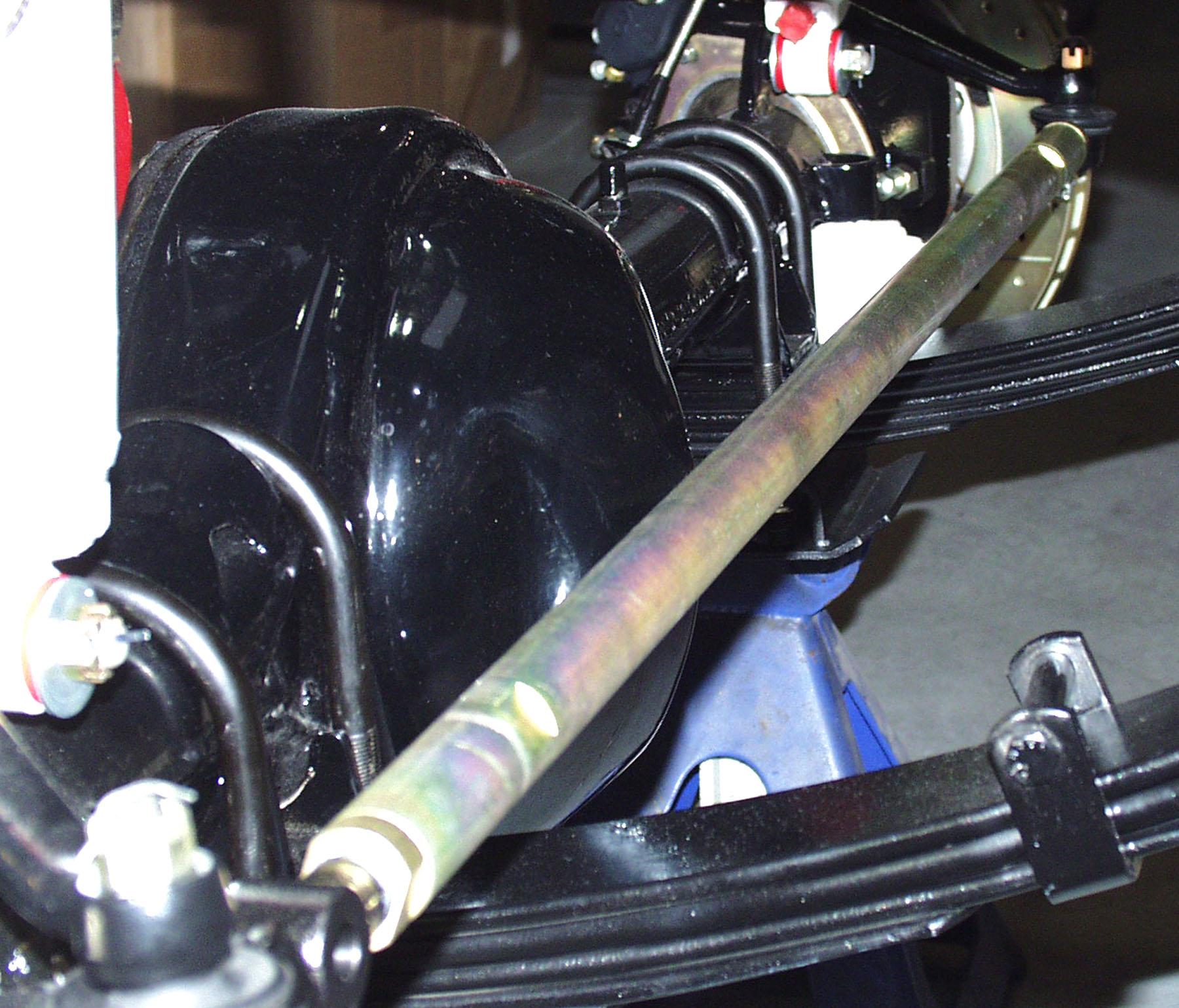 FJ40 Tie Rod Kit Heavy Duty Replacement