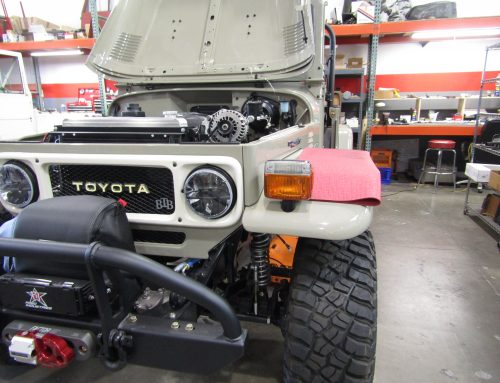Land Cruiser Restoration – 40 Series